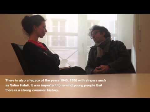 SJFF12 FREE MEN AJC Interview with director Ismaël Ferroukhi