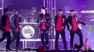 "Justin Bieber - ""Baby"" (Live in Oslo - May 30th 2012)"