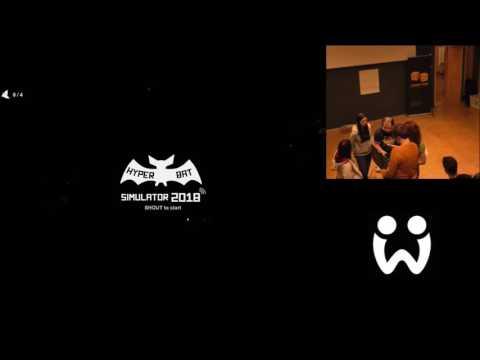Global Game Jam Berlin 2017 Presentations - Bat Simulator 2018