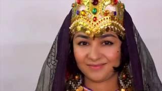 100 лет красоты таджикской женщины. (Согдийская область.)