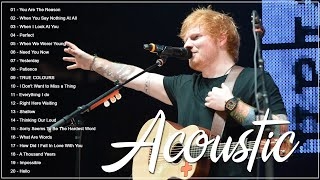 Best English Acoustic Love Songs Cover 2021 -Ballad GuitarAcoustic Cover Of Popular Songs Collection