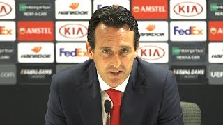 Unai Emery Full Pre-Match Press Conference - Arsenal v Everton - Premier League