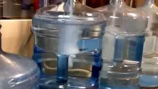 видео доставка питьевой воды на дом