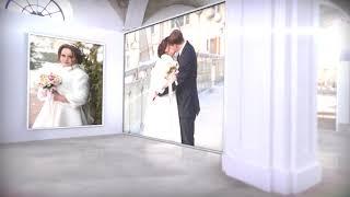 Алматы свадьба новый фотоклип After effects 1