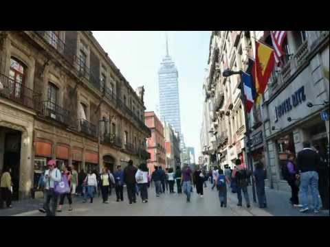 Timelapse Mexico City [HD]