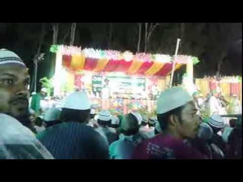 Sayyad Hashmi Miya Program Chandan Nagar Indore Part1