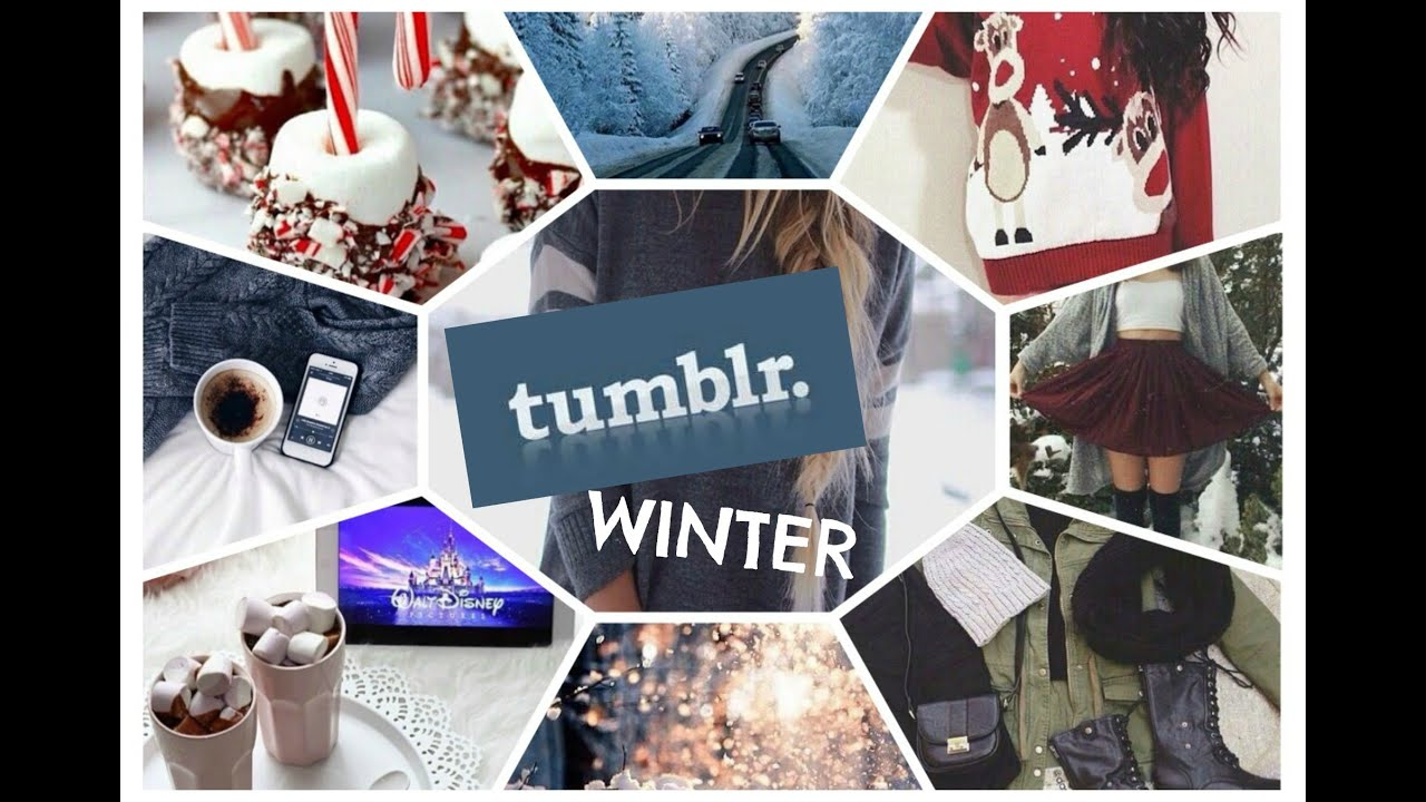 Tumblr Winter Diy Deko Hairstyles Food Youtube