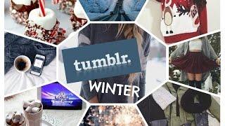 Tumblr Winter Diy Deko Hairstyles Food