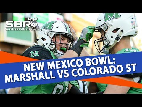 New Mexico Bowl: Marshall vs. Colorado State   NCAAF Picks   With Joe Gavazzi