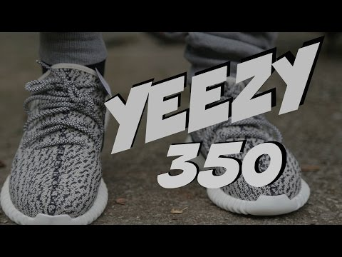 Yeezy Boost 350 w/ On Foot Review