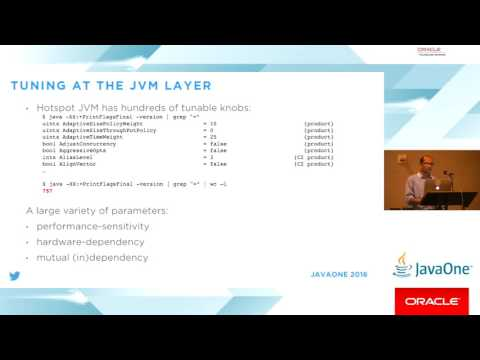 Automated Tuning of the JVM with Bayesian Optimization