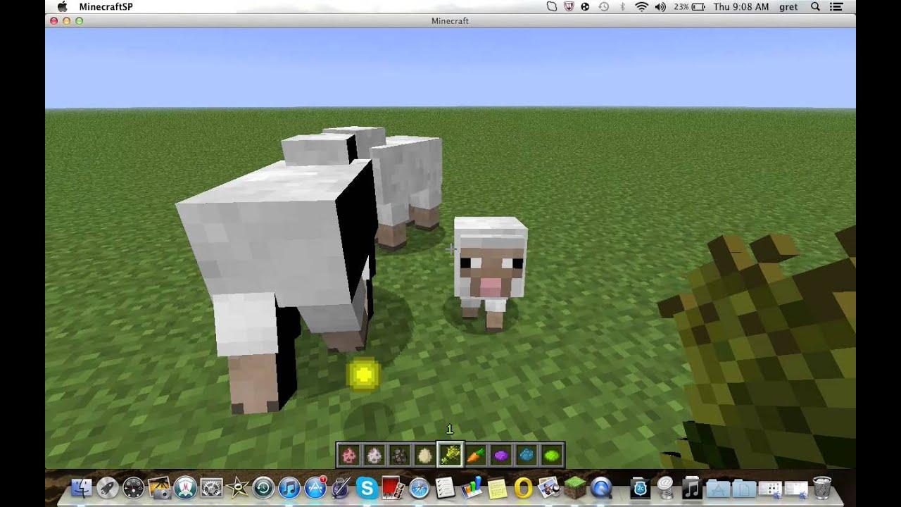 Pigs breeding minecraft cows