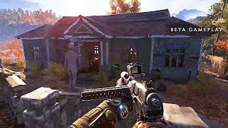 METRO EXODUS Gameplay Demo (2018)