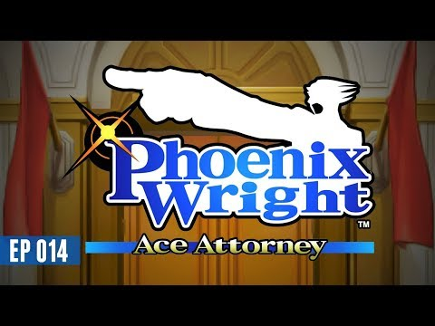 Phoenix Wright: Ace Attorney (3DS) #14 ~ Turnabout Samurai - Day 1, Investigation (2/2)