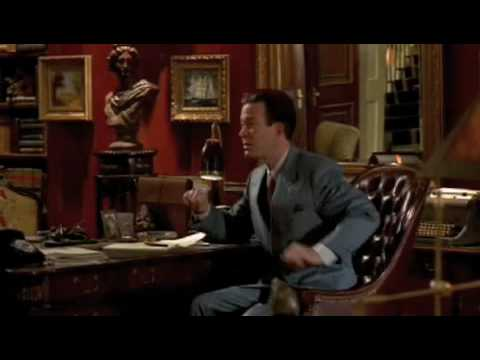 Random Movie Pick - A Nero Wolfe Mystery - Archie Goodwin - Christmas Party YouTube Trailer