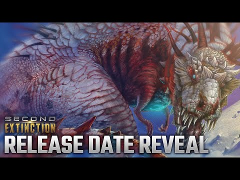 Second Extinction Early Access Release Date Reveal...