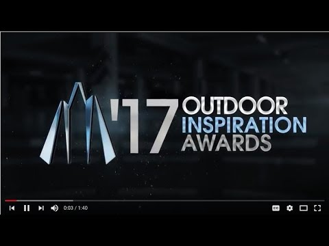 Outdoor Inspiration Awards 2017 - YouTube