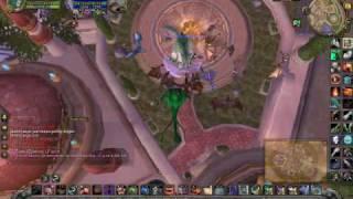 Mega-Moo's attack on Dalaran! o.0