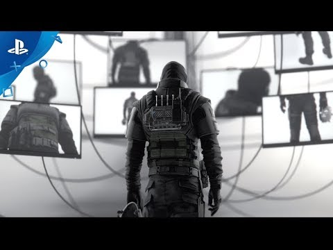 Rainbow Six Siege - Operation White Noise: Defend Teaser | PS4