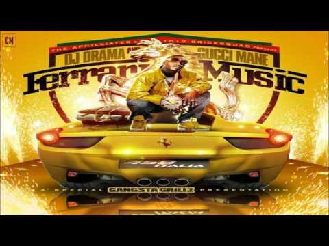 Gucci Mane - Ferrari Music [FULL MIXTAPE + DOWNLOAD LINK] [2010]