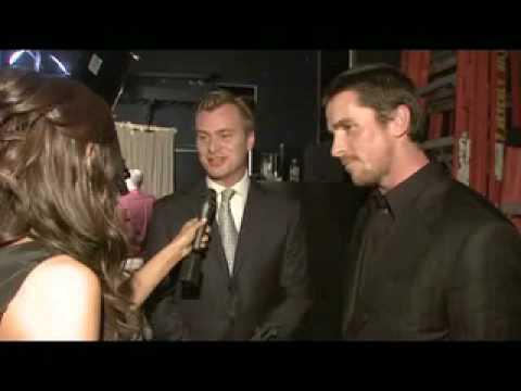 12th Hollywood Film Festival Awards christian bale