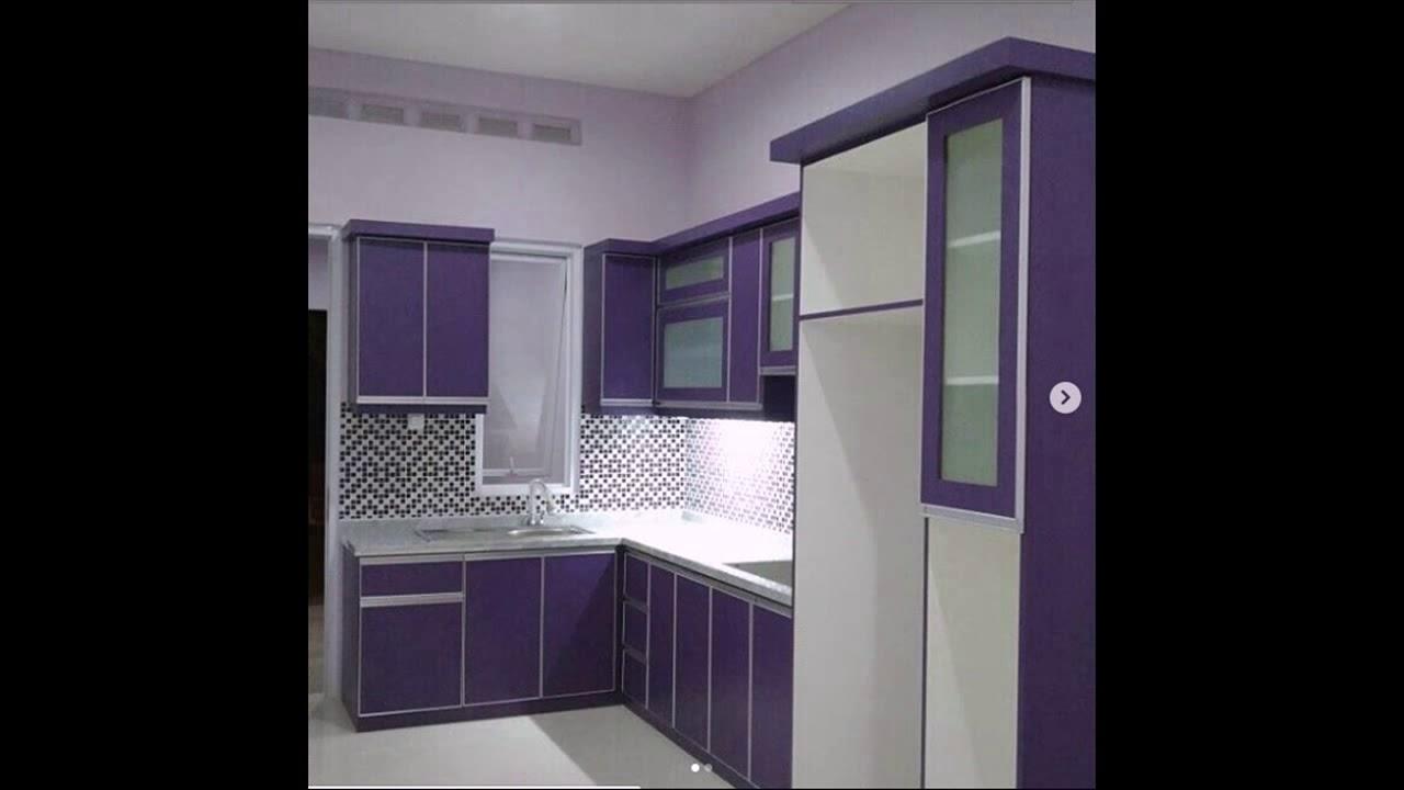 Kitchen Set Besi Minimalis Dapur Di Kota Jakarta Pusat 0858 6859 9288