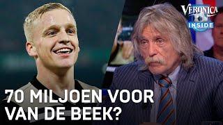 Veronica Inside: Johan Derksen onder de indruk van Donny van de Beek