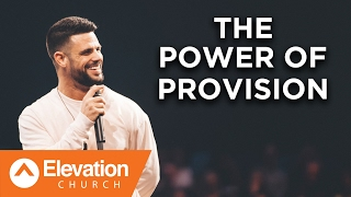 The Power of Provision | Pastor Steven Furtick thumbnail