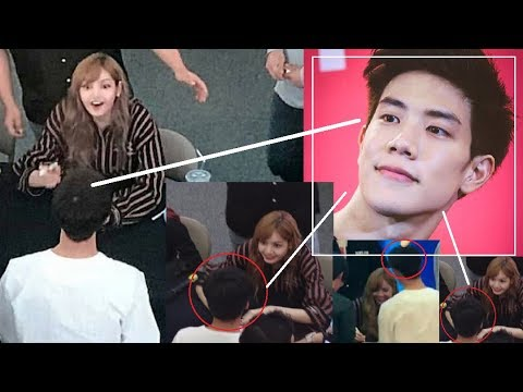 This Fanboy Got Lisa's Attention During Fan Meeting In Goyang (20180623)