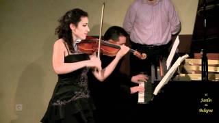 """Ludwig van Beethoven. Violin Sonata op 24 no 5 """"Spring"""". 3 Scherzo - Allegro molto."""