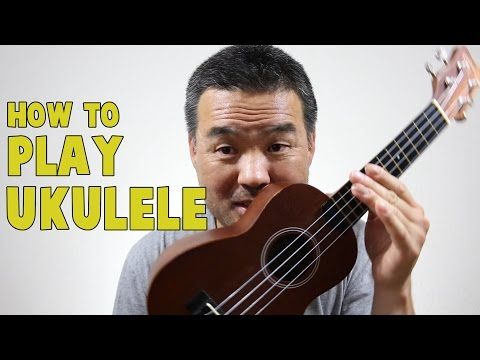 How to play ukulele (Ukulele Buddy Review)