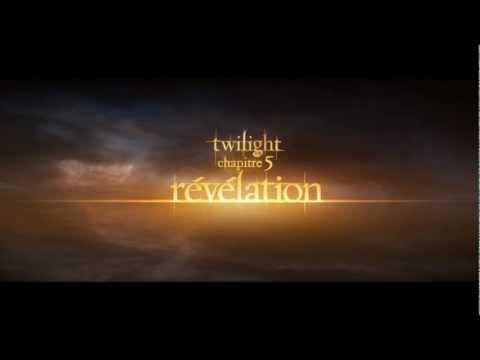 Twilight Chapitre 5 Révélation 2ème partie - Bande-Annonce - VF streaming vf
