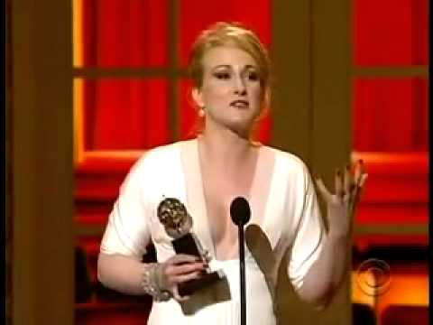 Katie Finneran wins 2010 Tony Award for Best Featured Actress in a Musical
