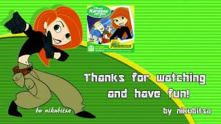 Call me, beep me (Instrumental/lyrics)~Kim Possible