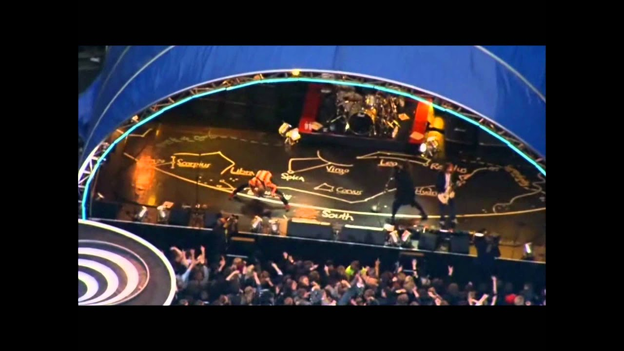 Red Hot Chili Peppers Dani California Live At The Bbc Hd