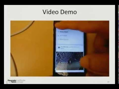 Demo of injecting malware into an iOS device via Mactans charger