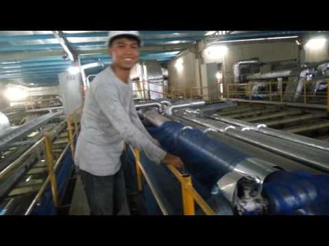 Review Instalasi Ducting AHU / Pendinginan Yang Biasa Digunakan Di Gedung Besar Seperti PT dan Mall