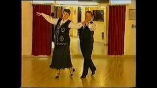 Rumba Beguine Sequence Dance