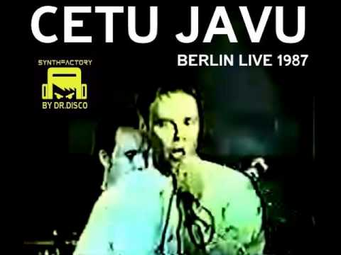 Cetu Javu - Berlin Live 1987 (Only Audio)