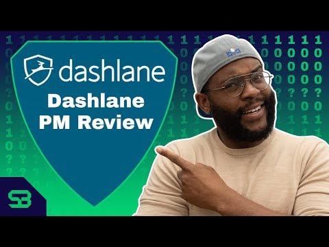 Dashlane Password Manager Review