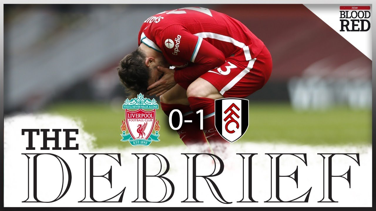 Liverpool vs. Fulham score: Reds fall again at Anfield as home ...