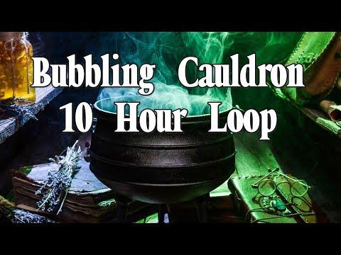 Bubbling Cauldron 10 Hour Loop