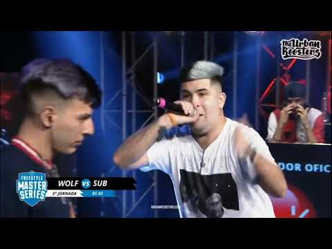 "SUB VS WOLF MINUTOS LIBRES ""FMS ARGENTINA JORNADA 3"" - YouTube"