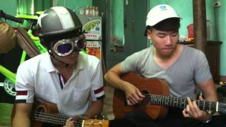 Xa Em ( Noo Phước Thịnh ) - Guitar