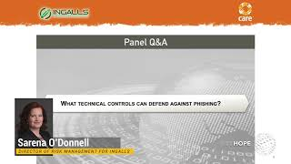 What Technical Controls Can Defend Against Phishing?
