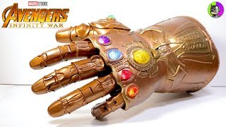 hasbro marvel legends infinity gauntlet