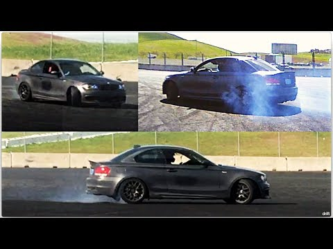 Drifting on Torsen Limited Slip Differential / Quaife ATB