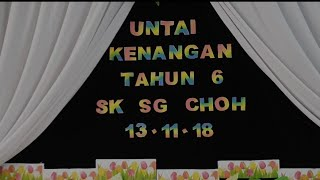 Video Untai Kenangan Tahun 6 SK Sg Choh 2018 download MP3, 3GP, MP4, WEBM, AVI, FLV November 2018