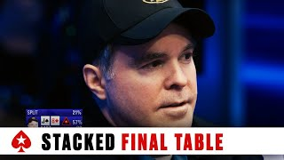 PokerStars Caribbean Adventure 2018 – Super High Roller – Final Table