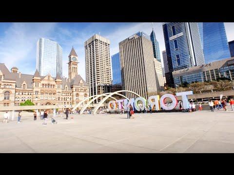 Toronto city -